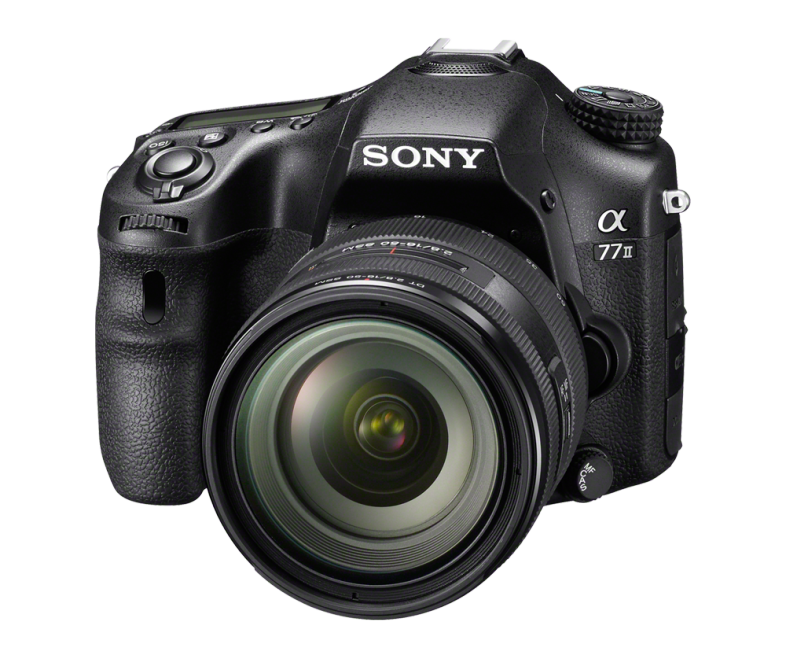 Sony Alpha 77 M2 Dslr W 16 50mm F 2 8 Lens Highlights Fast Continuous Shooting Speed Up To 12 Fps World S Most With Images Digital Camera Best Camera Best Dslr