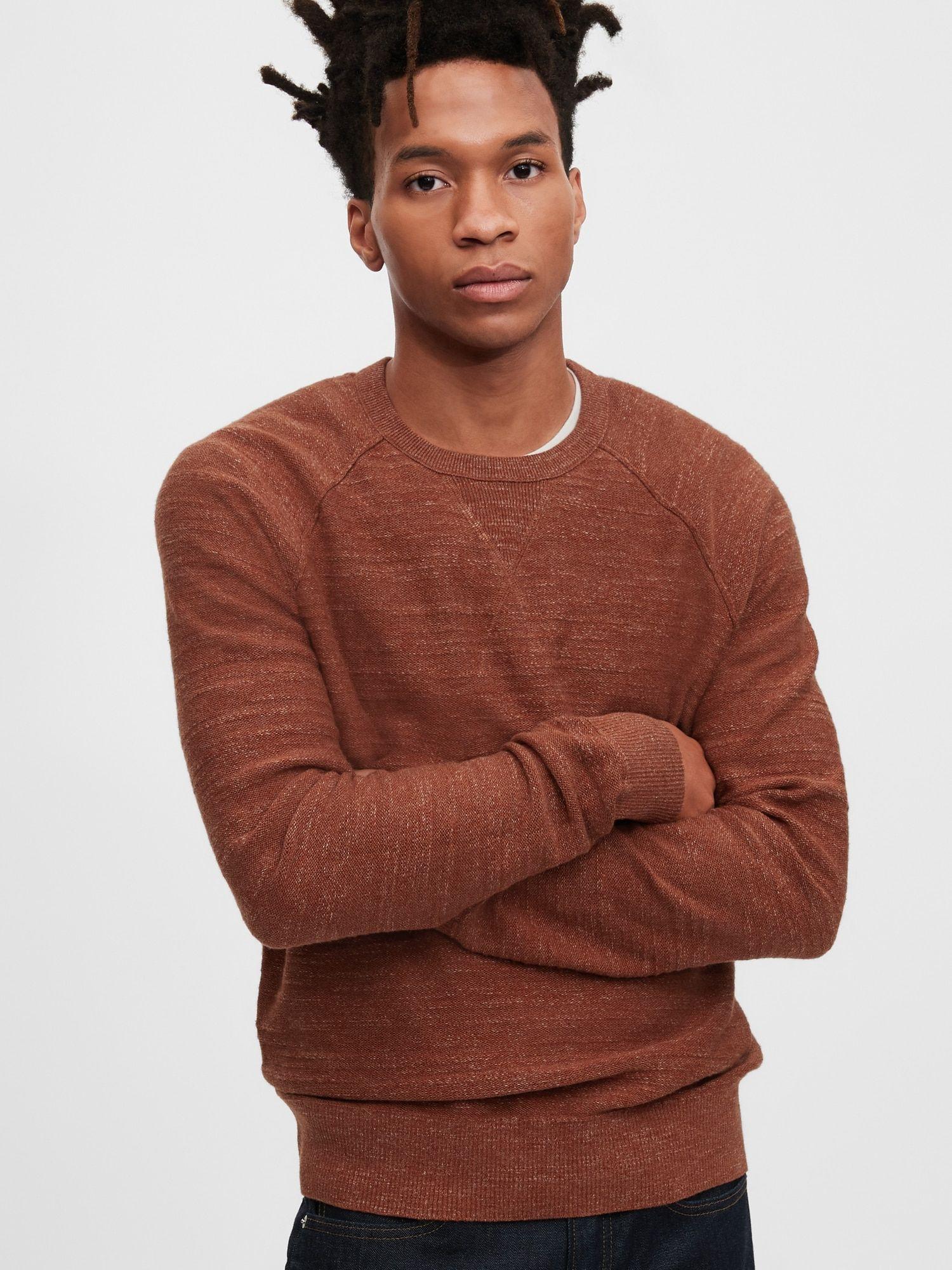 Cozy Classic Crewneck Sweater Crew Neck Sweater Sweaters Soft Knits [ 2000 x 1500 Pixel ]