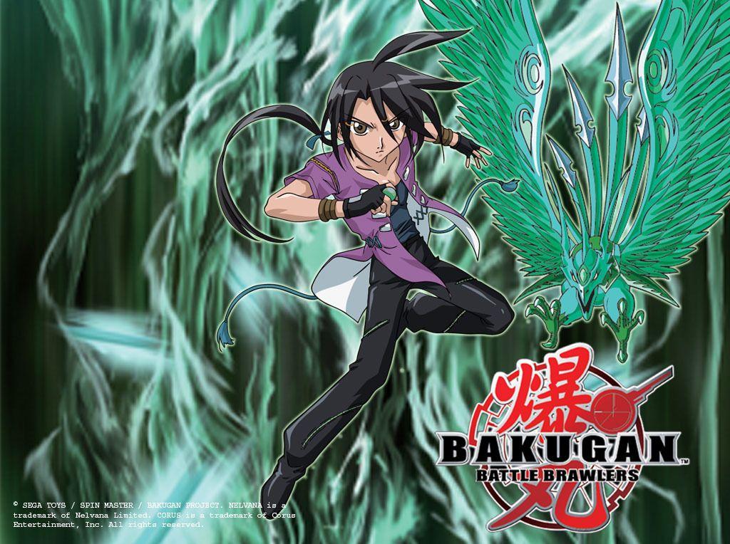 Shun And Skyress Bakugan Battle Brawlers Shun Battle