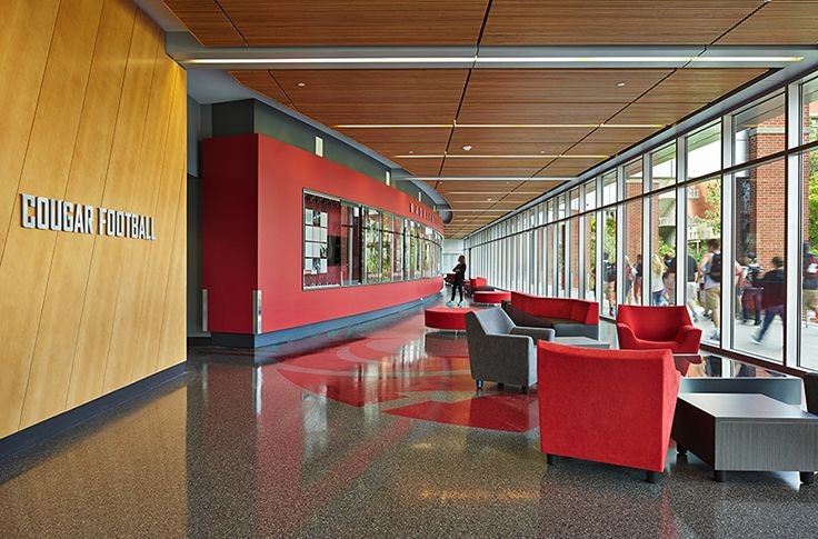 The New Home Of Cougar Football At Washington State University Designed By ALSC Architects WSU