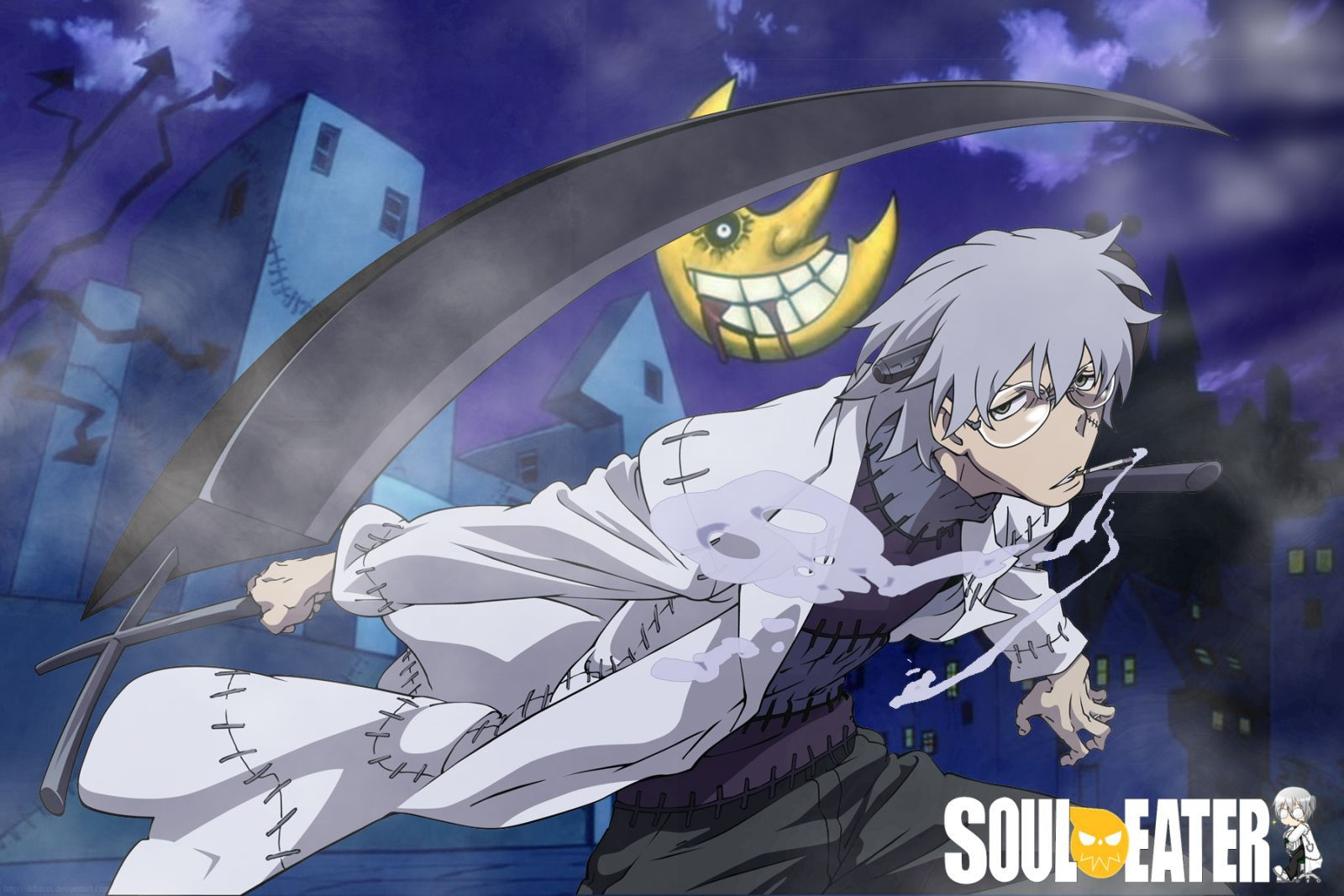 Qué Personaje Eres De Soul Eater Comedor De Almas Dibujos De Anime Soul Eater