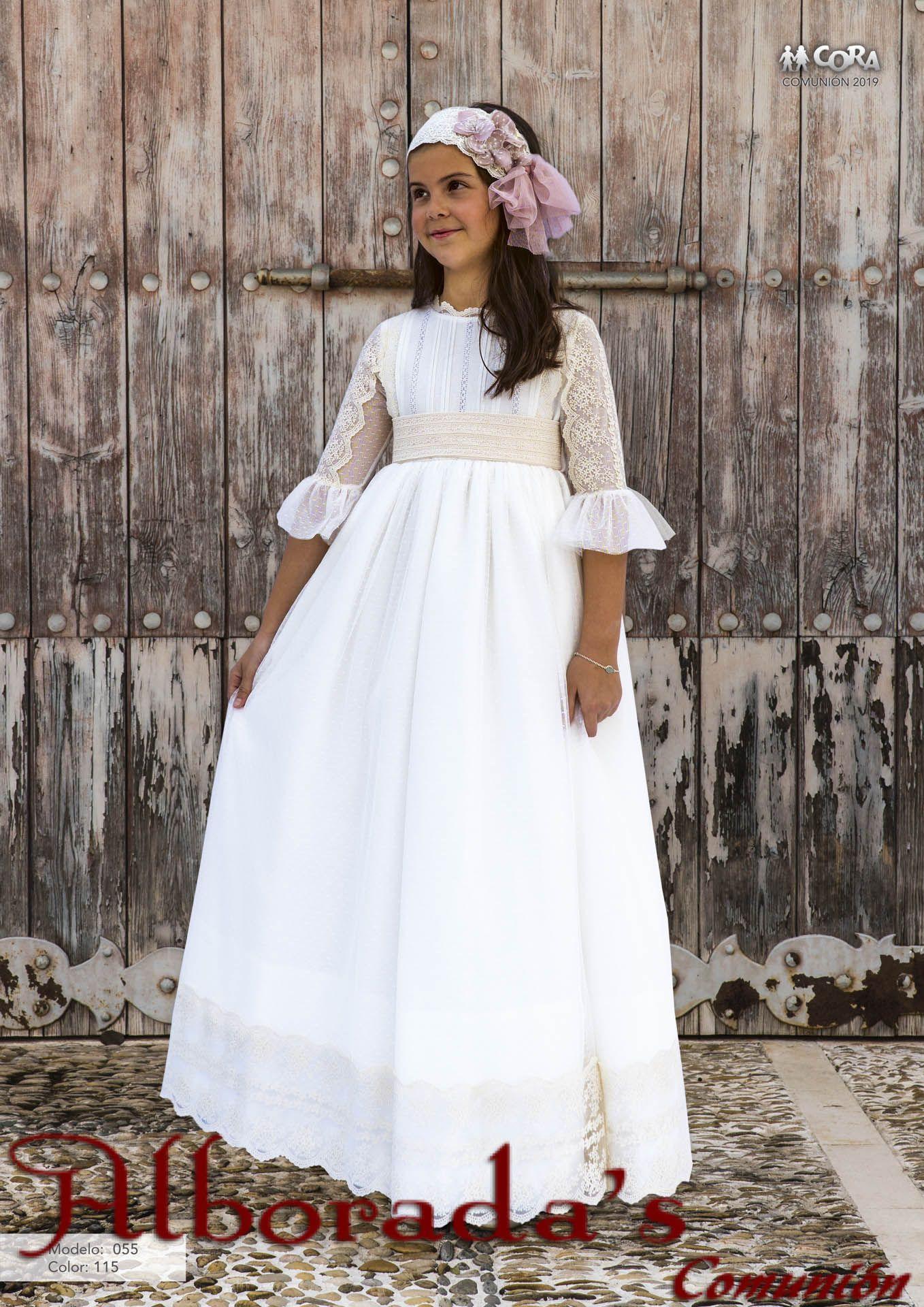 Vestidos de comunion de flamenca