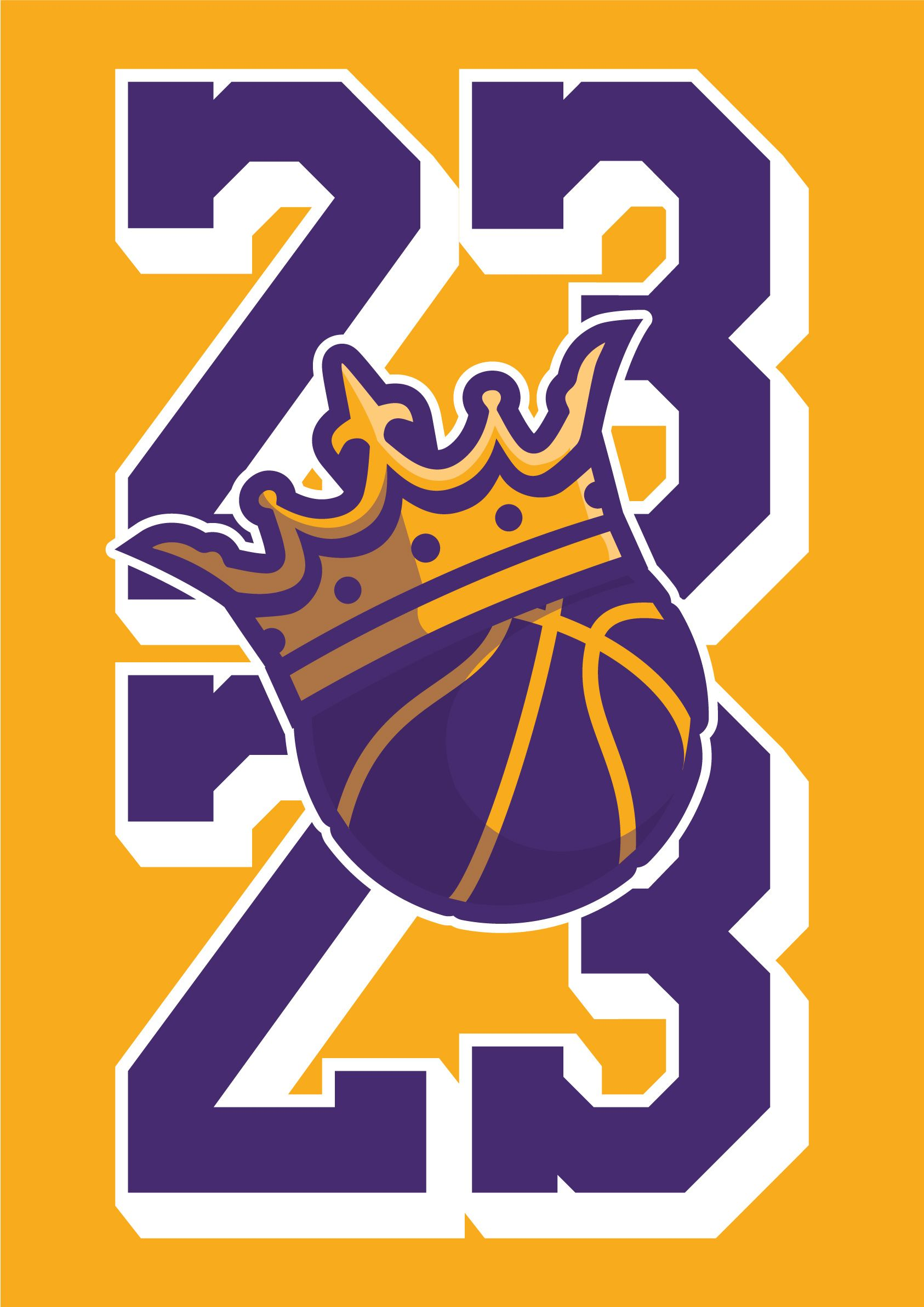 b3ad3d45d56 Inspired by Lebron James moving to the Los Angeles Lakers.  basketball  nba   court  minimal  print  poster  art  artwork  digital  downloadable ...