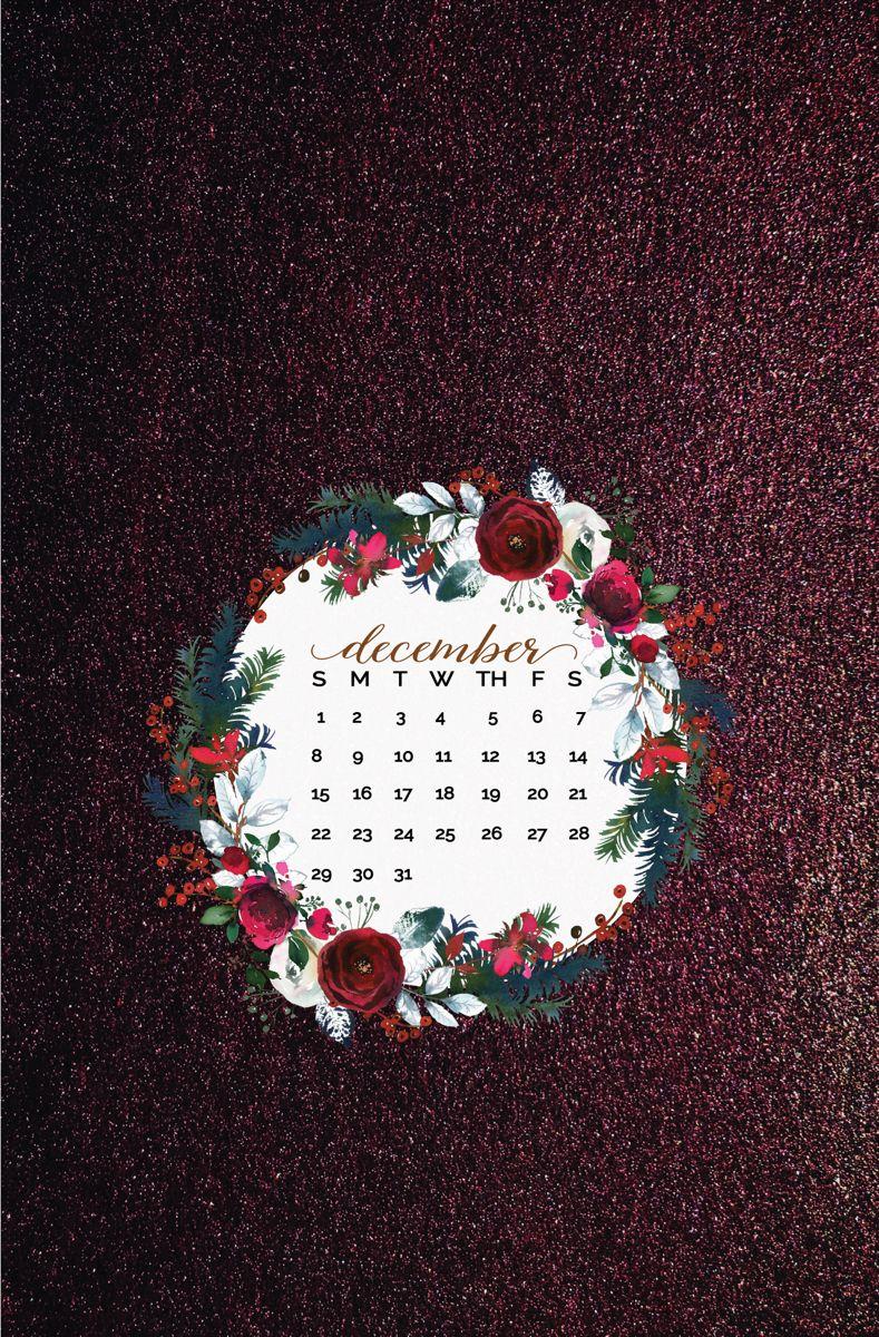 2019 december calendar wallpaper calendar wallpaper