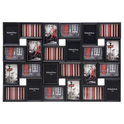 Black 24 Opening Collage Frame Jason Present Ideas Pinterest