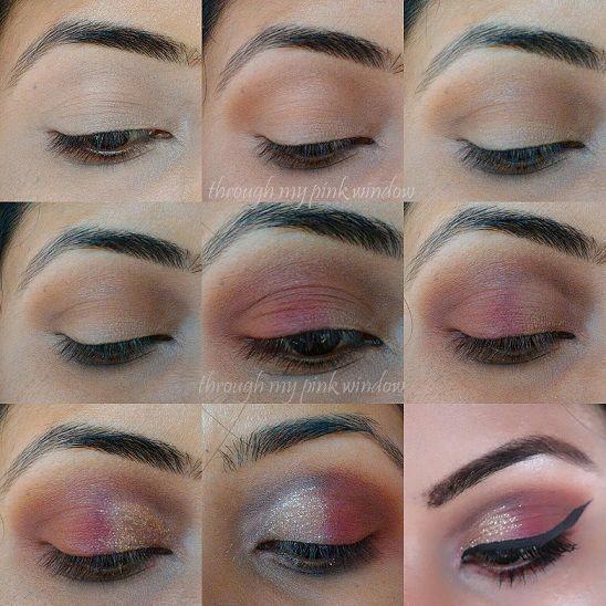 Half Cut Crease Eye Makeup Look Step By Step Tutorial Cutcrease