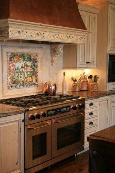 Tuscany Homes Kitchen
