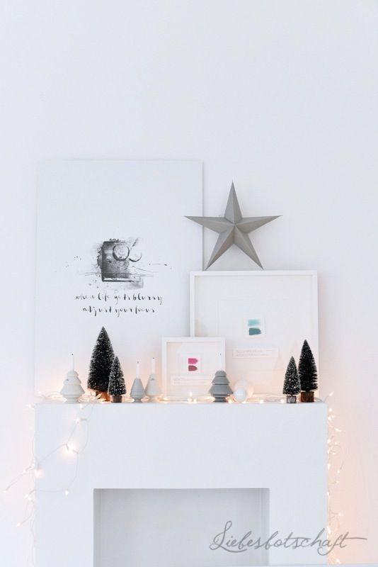 LOVE & ART – DIY, oder: ein Weihnachtsgeschenk, welches (fast) nichts kostet, ganz einfach zu machen ist, und wirklich gut aussieht!