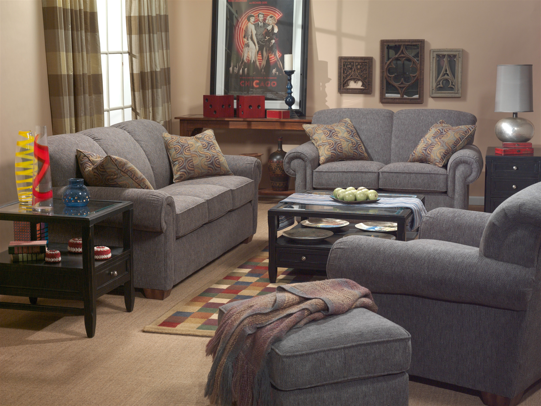 Flexsteel Main Street Flexsteel Furniture Sofa Sofa Set