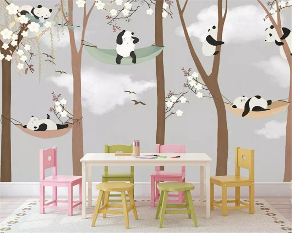 Pin By Walii Store On Children Wallpaper In 2020 Kids Wallpaper Wallpaper Childrens Room Mural Wallpaper
