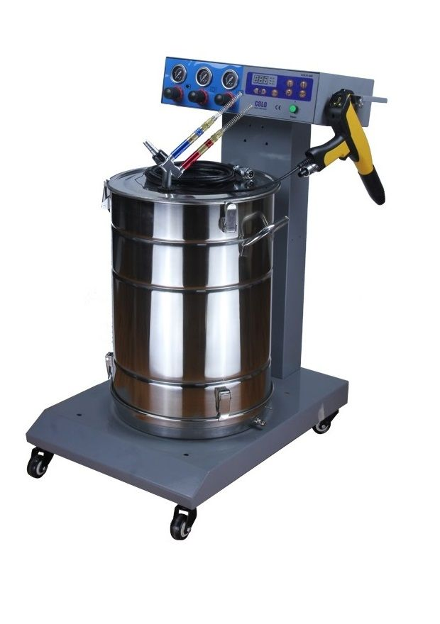 How much does a powder coating machine cost? Though ...