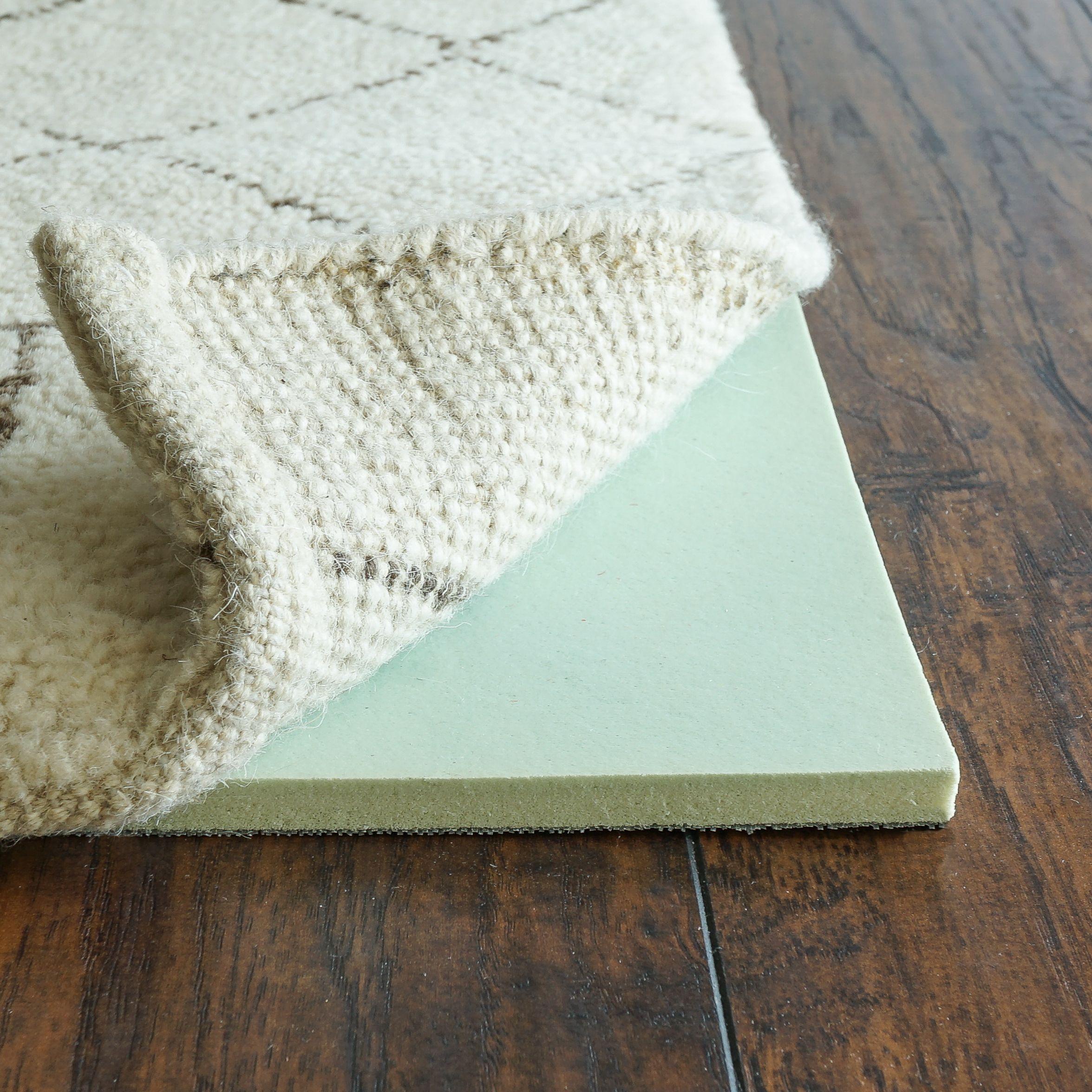 Cloud comfort 716 rug hacks rug pad area room rugs