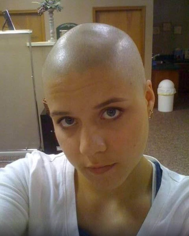 Names For Bald Heads : names, heads, David, Connelly, Women, Names, Haircuts,, Girl,