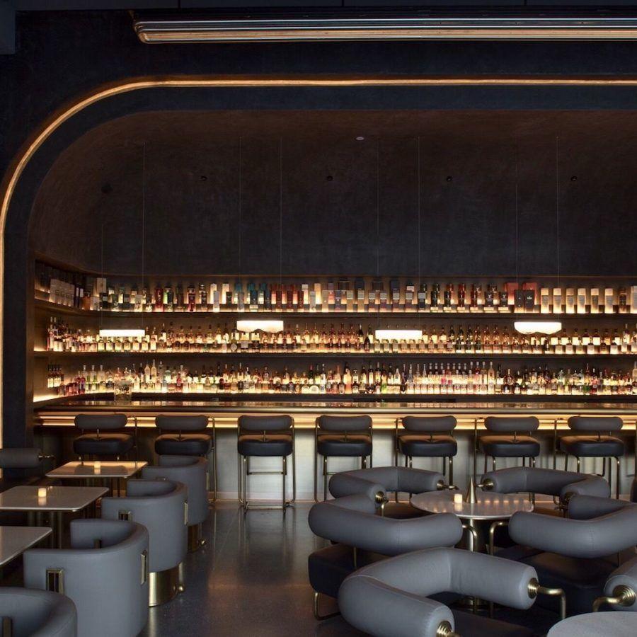 Design Tour Hotel Bennett Debuts In Charleston Sc Black Decor