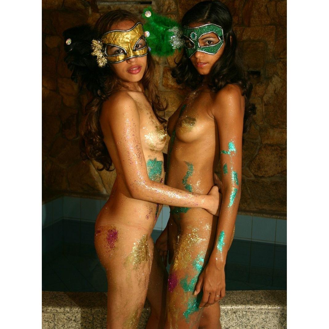 samba dancers carnival nude Brazilian