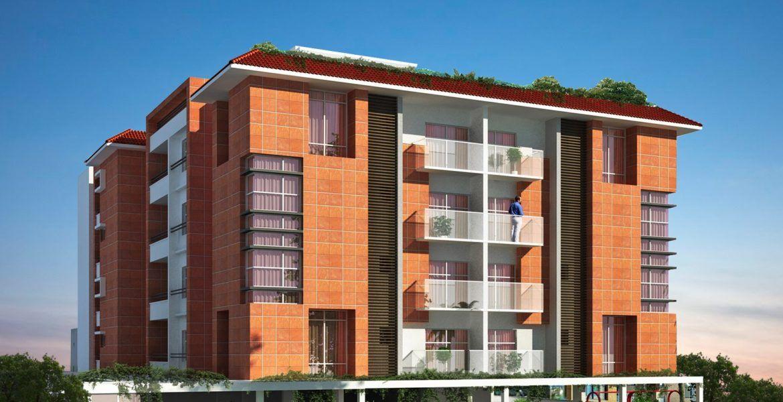 2 BedroomFlat in Cooke Town 2 bedroom flat in residential