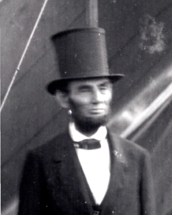 Interesting Fact Lincoln Was Shot At In 1863 Lincoln Rode Alone