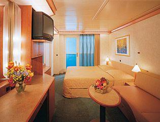 Carnival Cruises Spirit Cruise Ship Balcony Cabin Just Like We - Carnival spirit cruise ship cabins