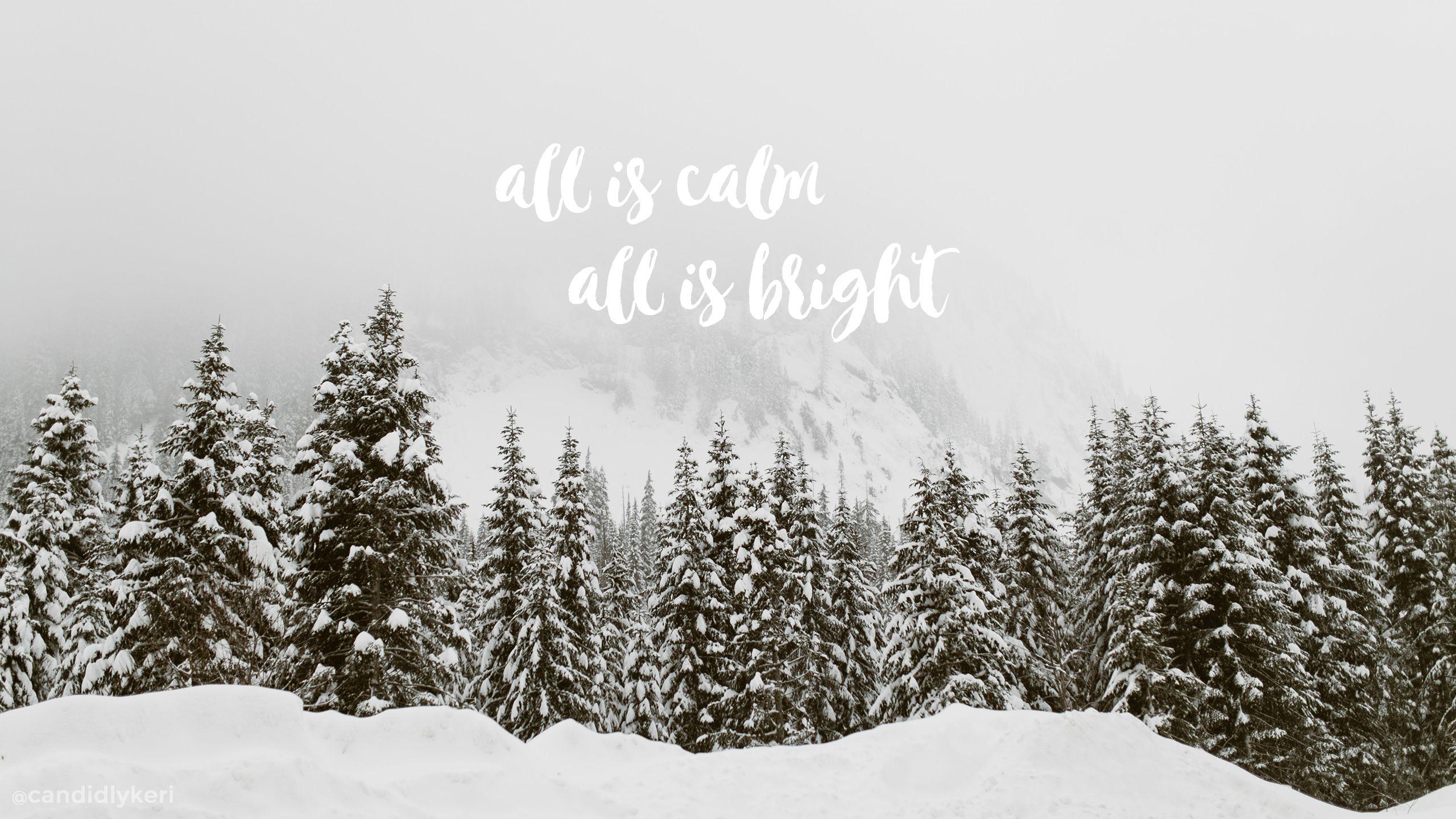 2017 December5 Jpg 2560 1440 Christmas Desktop Wallpaper Winter Wallpaper Desktop Winter Wallpaper