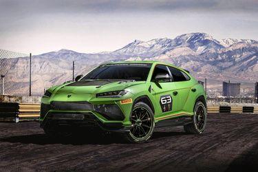 The Lamborghini Urus St X Concept Is A Race Ready Exotic Crossover