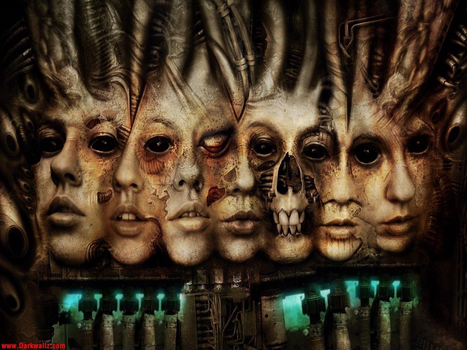 Horror Wallpapers High Resolution Horror Wallpapers 37 Dark