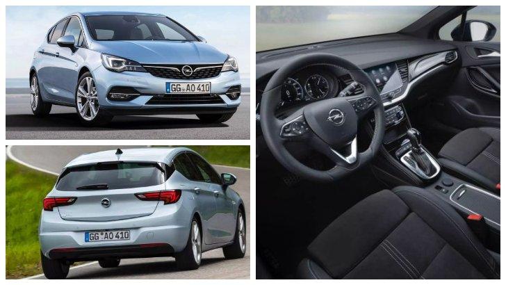 Makyajli 2020 Opel Astra Nin Turkiye Fiyati Aciklandi 2020 Otomobil Otomatik Sanziman Dizel Motor