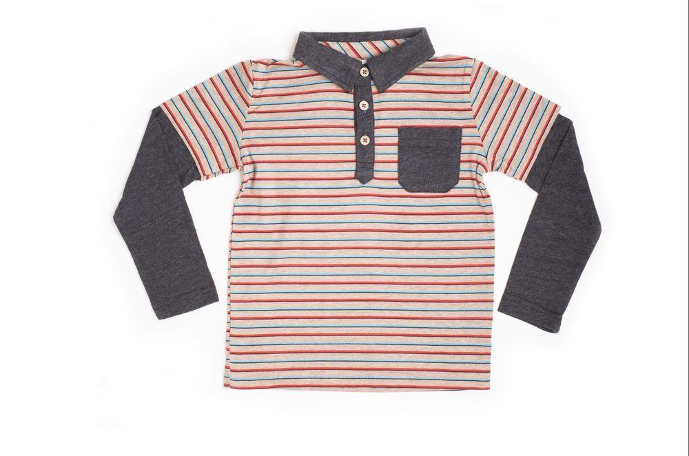 3c833cf96 NWT Fore Axel   Hudson Boy s Arctic Striped Polo  45 - Choose Size  fashion   clothing  shoes  accessories  kidsclothingshoesaccs  boysclothingsizes4up  (ebay ...