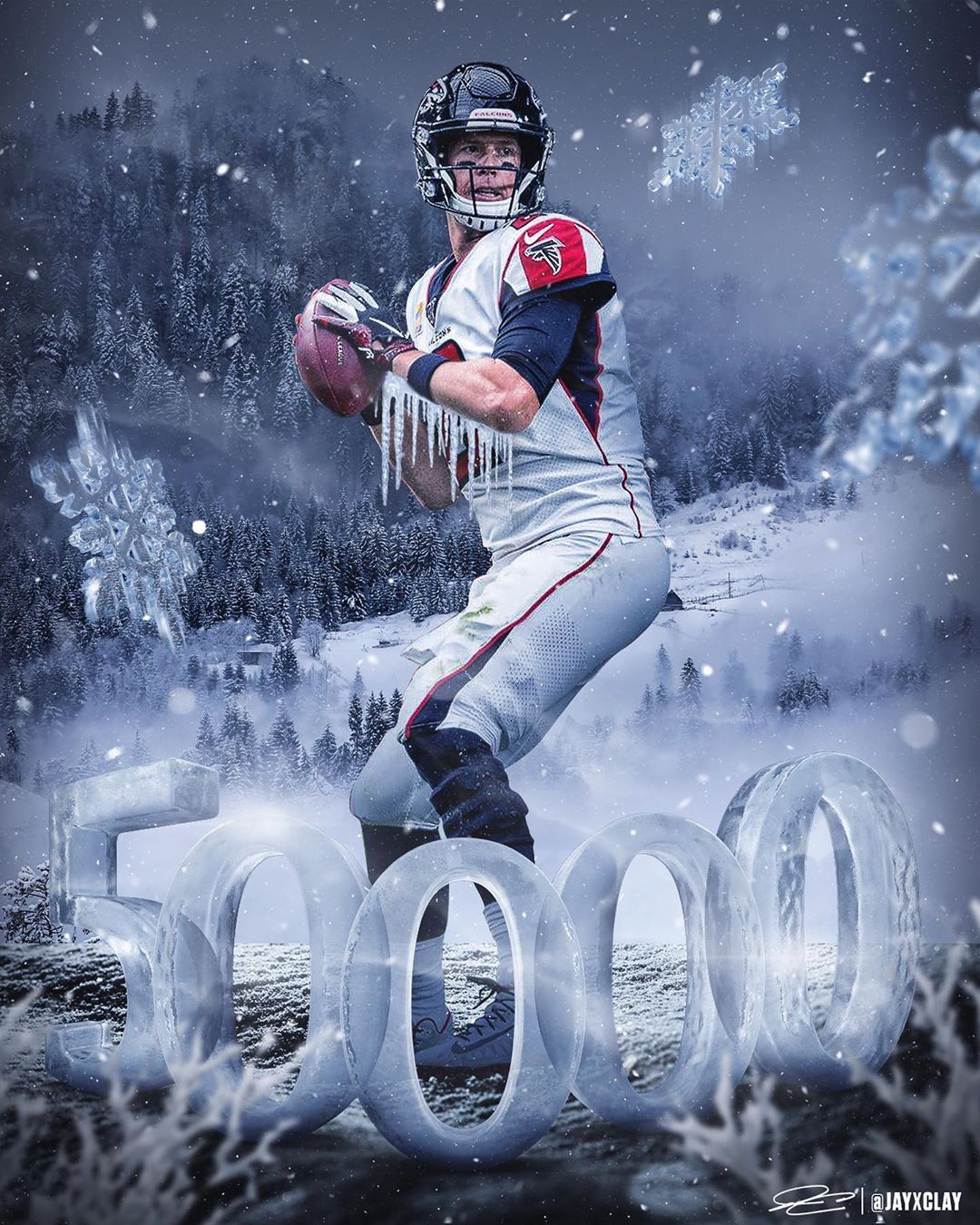 14k Likes 219 Comments Atlanta Falcons Atlantafalcons On Instagram Matt Ryan Just Became The 10th Player In Nfl His Nfl History Atlanta Falcons Atlanta