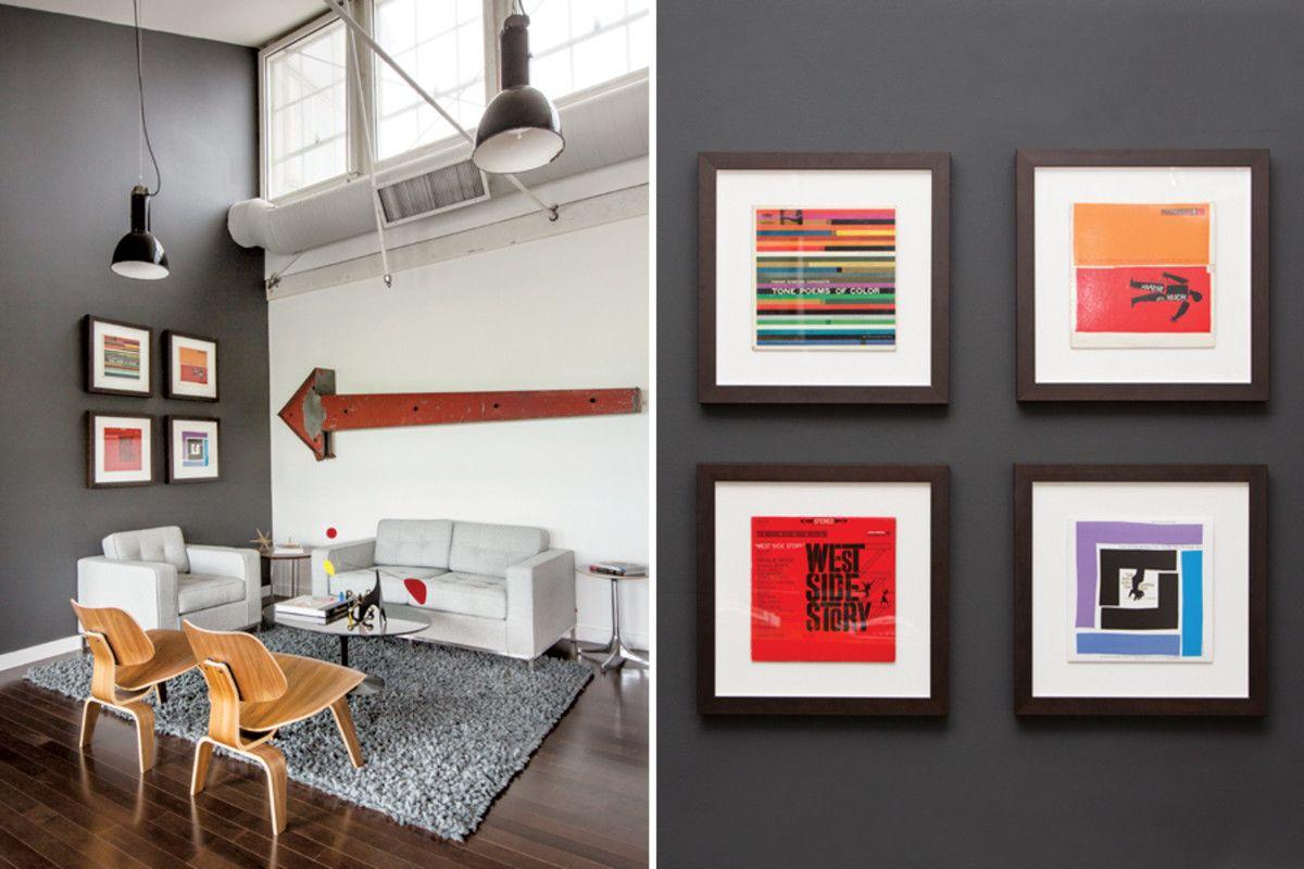 Cool Office: Mattson Creative | Loft interior design ...