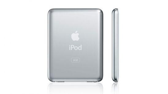 Apple iPod nano. 3rd Generation. 2007.