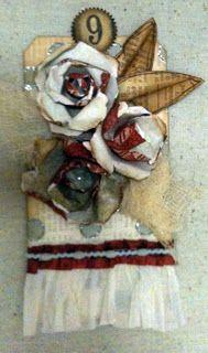 Lynn Warner: {Post #696} Winter Flowers....