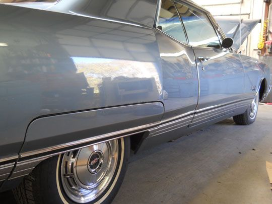 1968 Oldsmobile Ninety-Eight coupe (With images ...