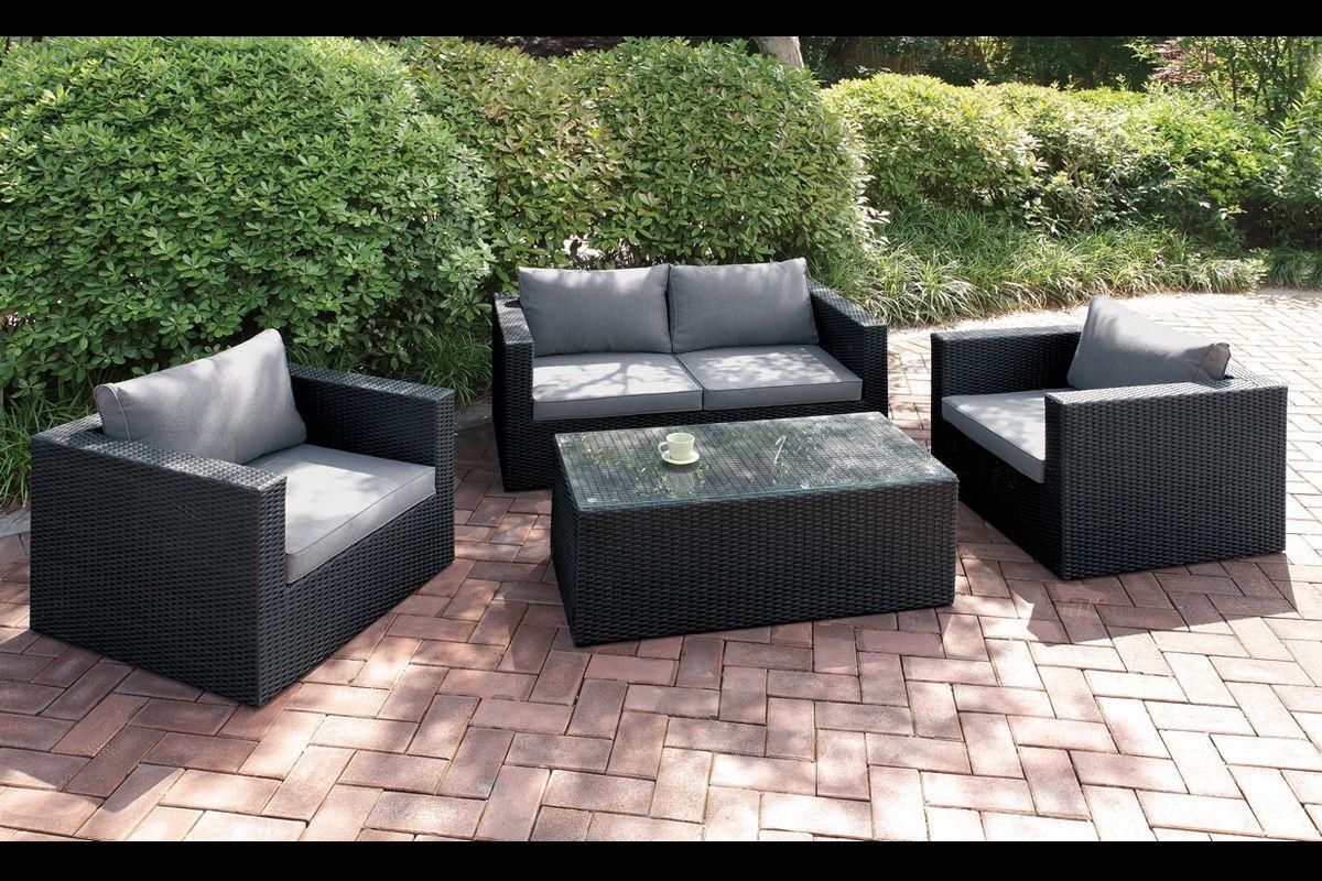 Lizkona 405 Outdoor Patio Set Outdoor Settings Outdoor