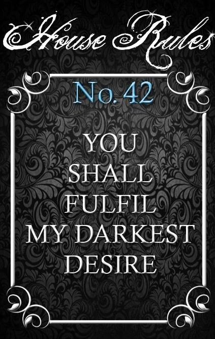 Dominant submissive rules