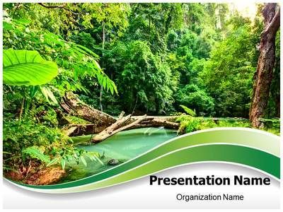 Jungle green powerpoint template is one of the best powerpoint jungle green powerpoint template is one of the best powerpoint templates by toneelgroepblik Gallery