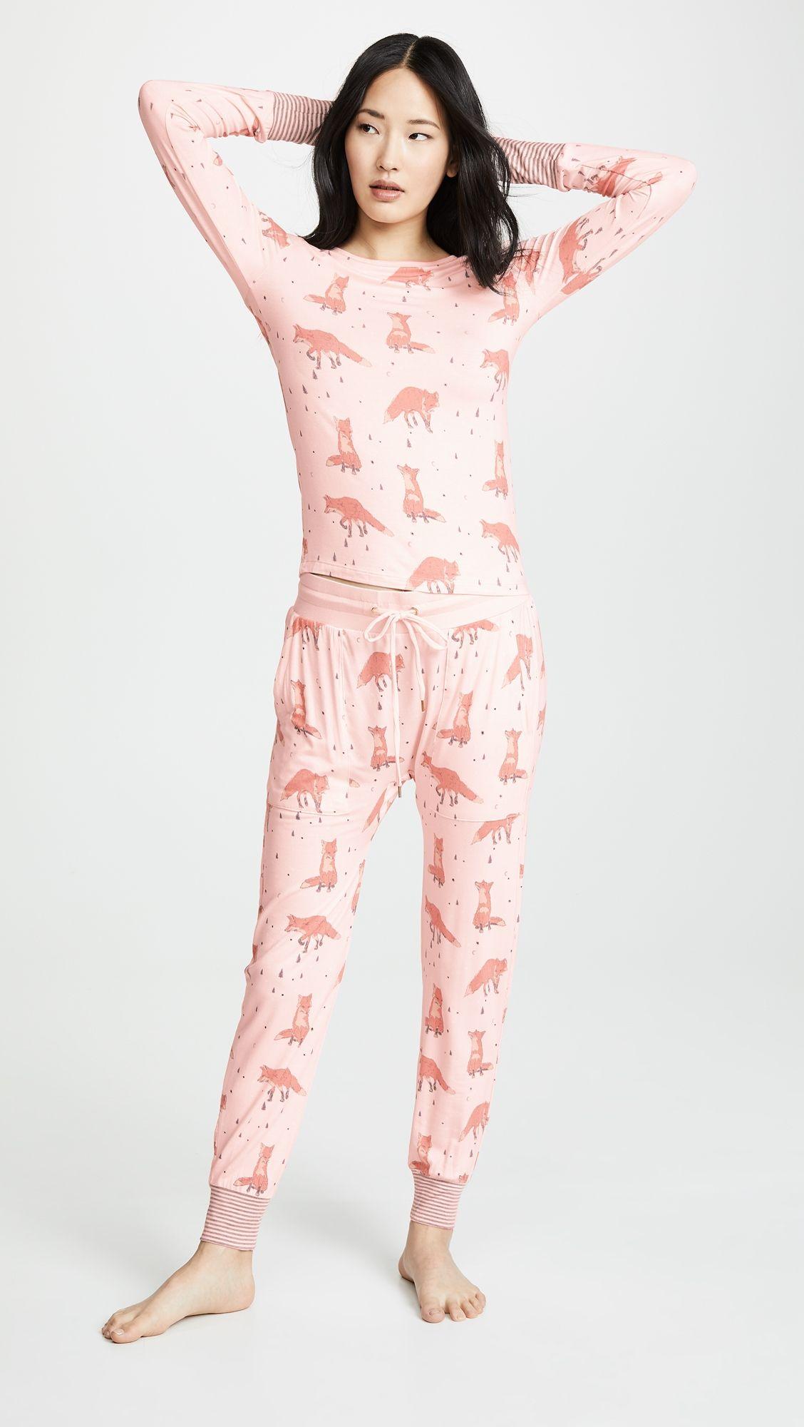 1ce309c0cf54 Campfire Cutie PJ Set in 2019   Products   Cute pajamas, Pj sets ...