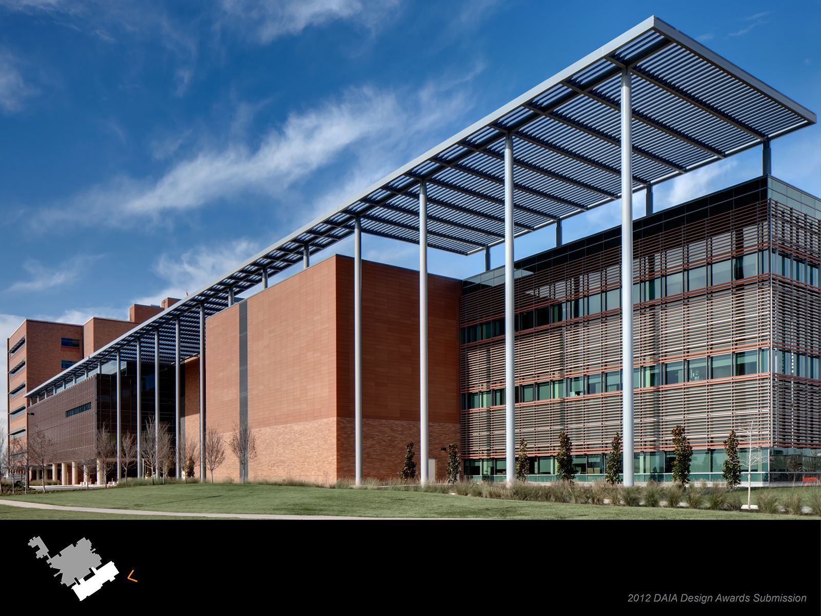 Special Juror Commendation Addition To A Military Hospital Designer Rtkl Green Building Architecture Residential Building Design Energy Efficient Buildings