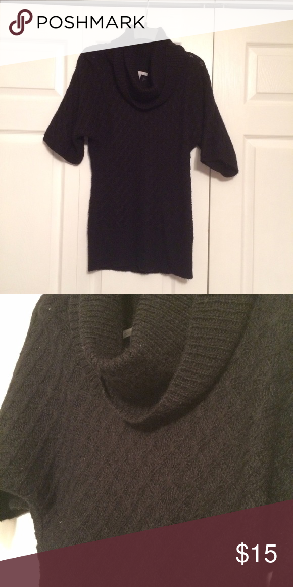Old Navy cowl neck sweater | Navy sweaters, Cowl neck and Navy
