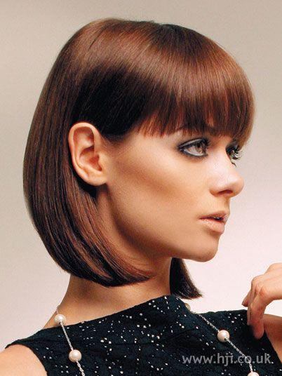 Photo of 2006 profile bob hairstyle