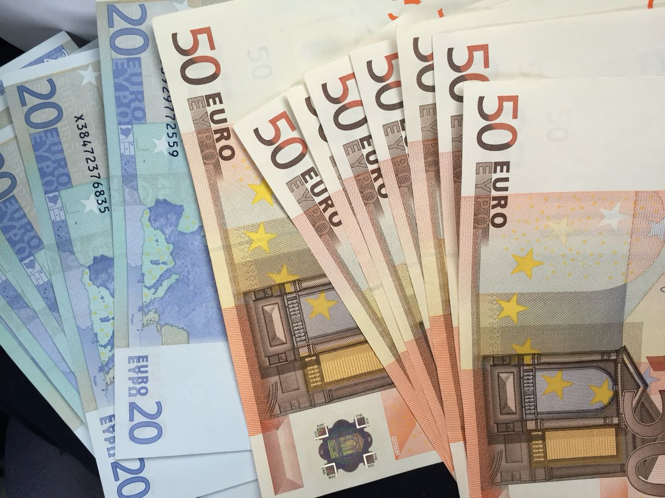 Ready To Pay A Visit To Europe Euro Cash Money Richesse