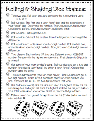 Pin By Elise Kratz On Teaching Math Dice Games Card Games For One Card Games For Kids
