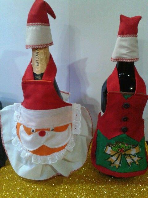 para decorar tus botellas ...