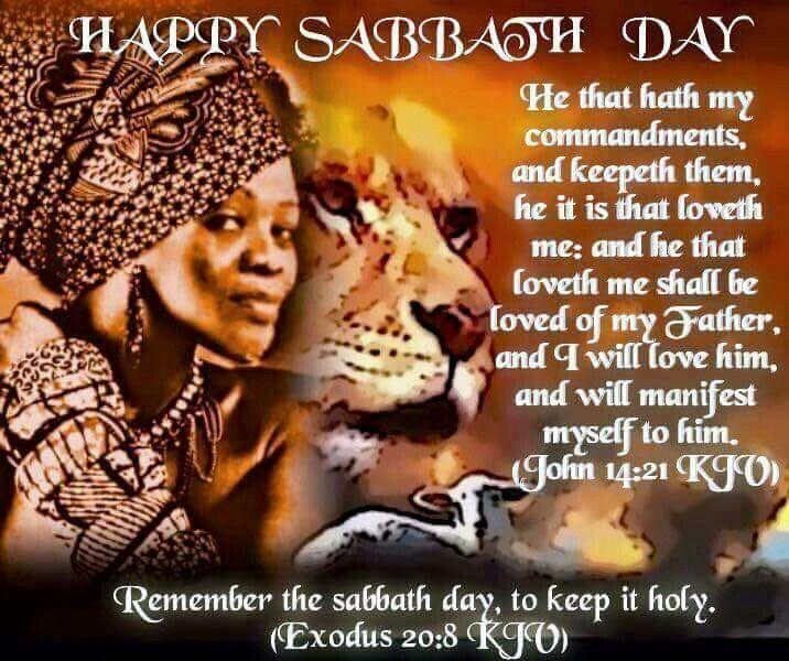 Shabbat Shalom!   Hebrew Israelites   Black hebrew israelites