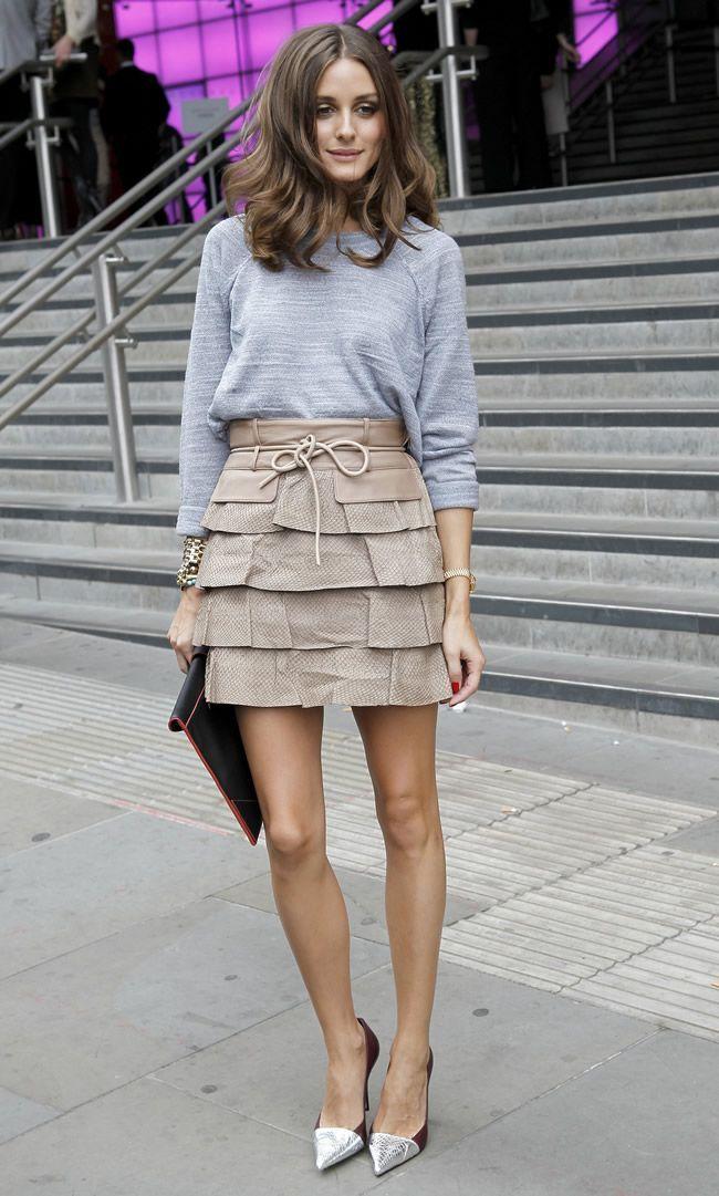 Olivia Palermo at London Fashion - DesignerzCentral