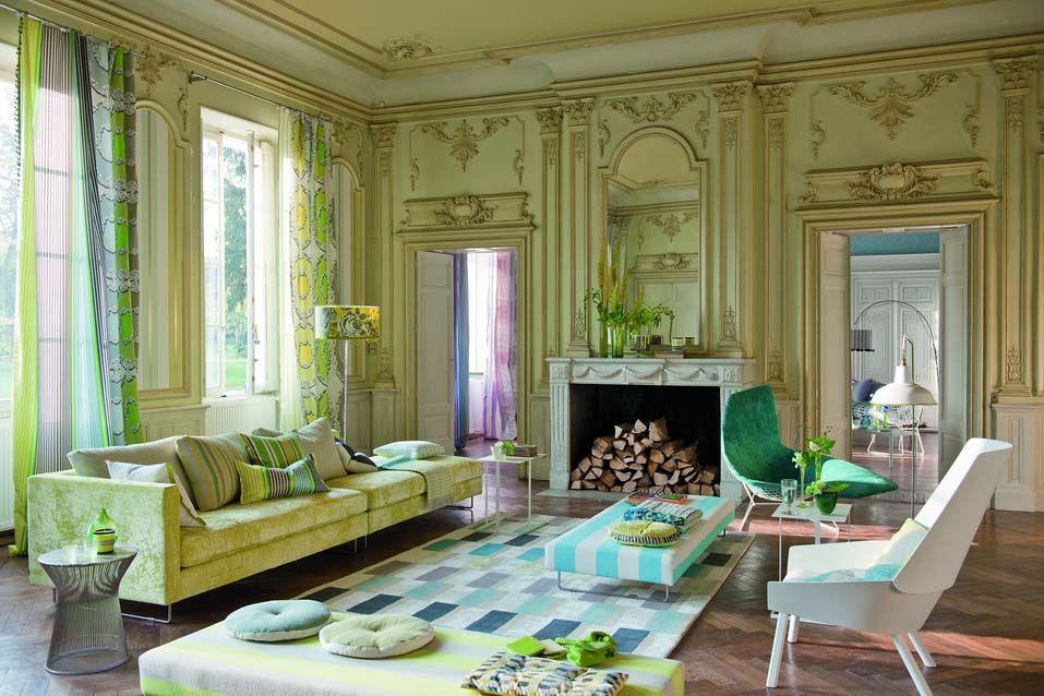 Design Guild Homes | Renk Kralicesi Tricia Guildu0027den Ilham Alin... |