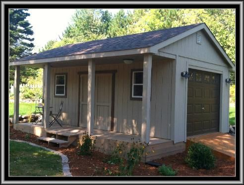 Sheds Porches Shed With Porch Large Sheds Small Sheds