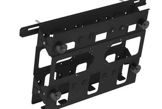Cable Satellite Box TV Wall Mount allows one to put cable box BEHIND ...