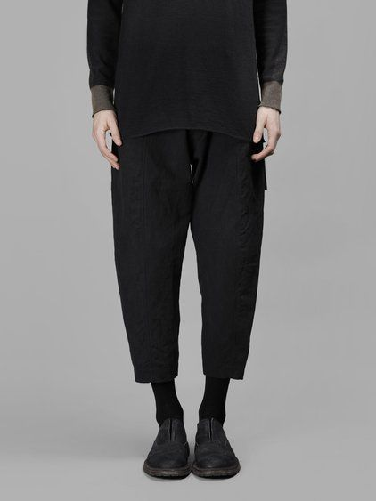 Ziggy Chen cropped trousers Clearance Cost With Mastercard Cheap Price For Sale Cheap Price From China Wiki Sale Online 2BCA0F