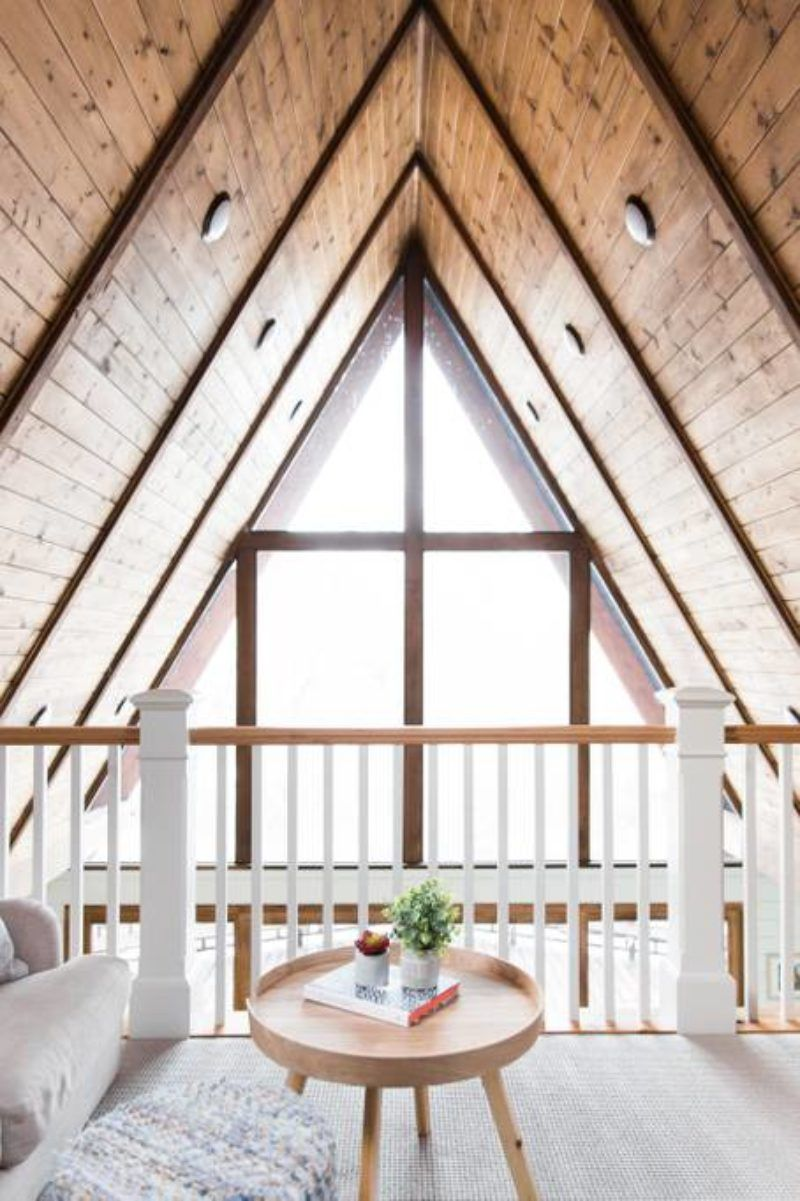 6 Instagrammable A-Frames You Can Airbnb | A-Frames | Pinterest