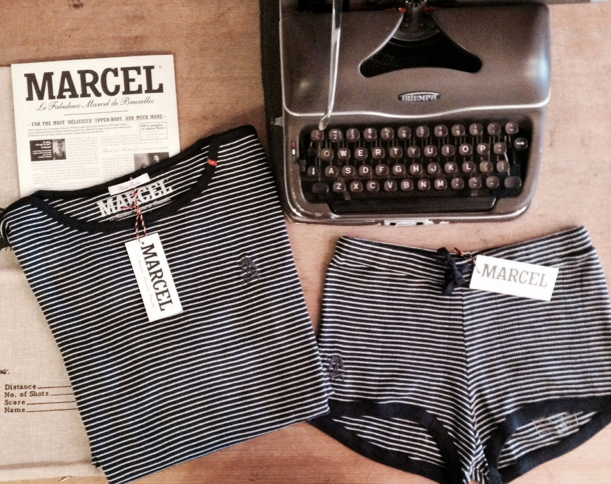 ss14 collection in the house !! #fier! #lefabuleuxmarcel